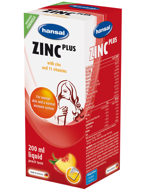 Zink PLUS Liquid